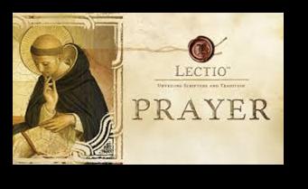 Think God! Lectio Prayer Jan. 9th at 9:15 AM